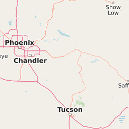 Campgrounds in Arizona on Public Land